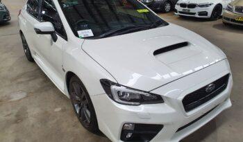 2017 Subaru WRX Premium V1 Manual full