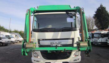 DAF CF 75.440 8X2 32TON REAR STEER NTM BODY FRONT LOADING REFUSE (EURO 6) full