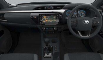 Toyota Hilux 2.8 D-4D Invincible X Double Cab Auto full