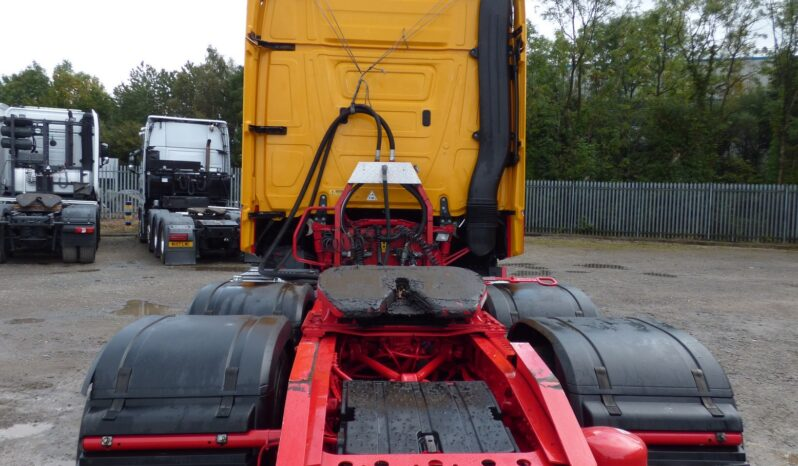 MERCEDES ACTROS 2545 6X2 TRACTOR UNIT 2015 FD15 HTF full