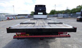 DAF FA CF75 18T DRAWBAR SPEC DEMOUNT FLATBED 2013 ML63 PNN full