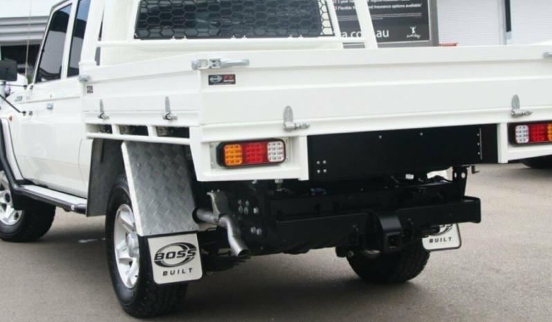 2020 Toyota Landcruiser GXL Manual 4×4 Double Cab full