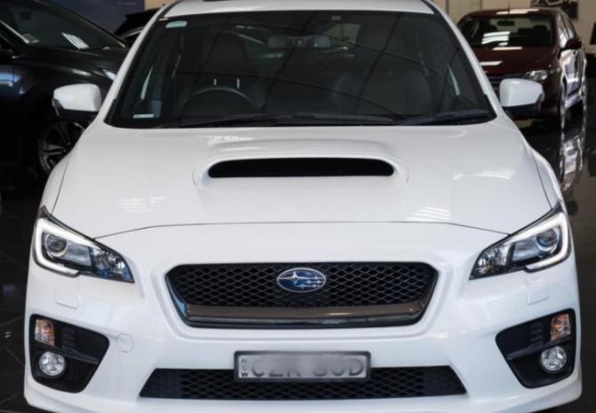 SOLD- 2015 Subaru WRX Premium V1 Manual AWD MY15 full