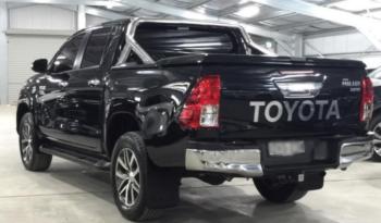 2016 Toyota Hilux SR5 Auto 4×4 Double Cab full