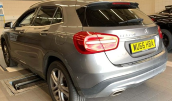 Mercedes-Benz Gla Class 1.6 GLA200 Sport (Premium) SUV 5dr Petrol 7G-DCT (131 g/km, 154 bhp) full