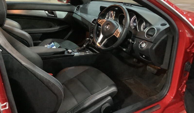 MERCEDES-BENZ C220 2.1 CDI AMG SPORT EDITION Coupe full