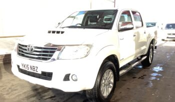 TOYOTA HILUX 3.0 D-4D 171 INVINCIBLE 4WD Large Capacity Pickup full