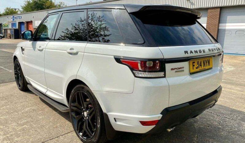Land Rover Range Rover Sport 2014 (14 reg)  3.0 SD V6 Autobiography Dynamic 4X4 (s/s) 5dr full