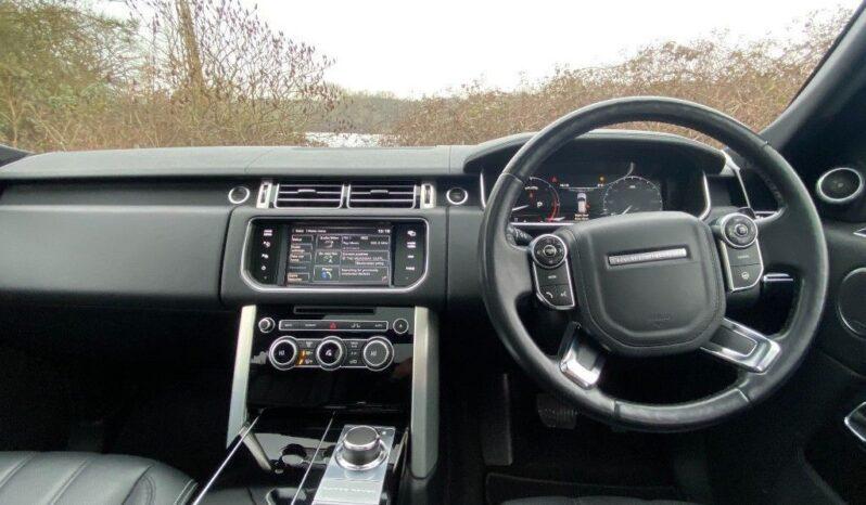 Land Rover Range Rover 2014 (14 reg)  SDV8 VOGUE SE 4.4 5dr full