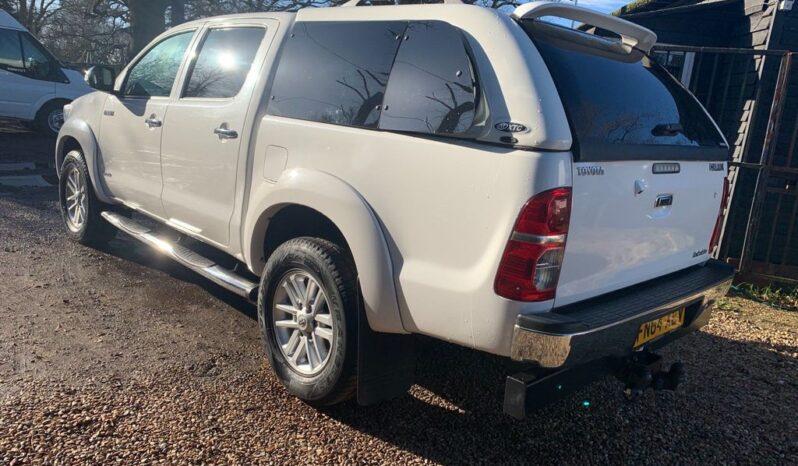 Toyota Hilux 2014 (64 reg)  3.0 D-4D Invincible Double Cab Pickup 4dr full