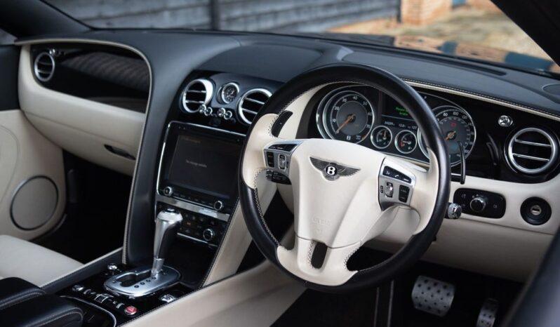 Bentley Continental 2014 (14 reg)  6.0 W12 GTC Auto 4WD 2dr full
