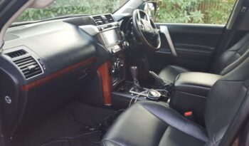 Toyota Land Cruiser 2.8 D-4D Invincible 4×4 5dr Toyota Land Cruiser 2.8 D-4D Invincible 4×4 5dr full