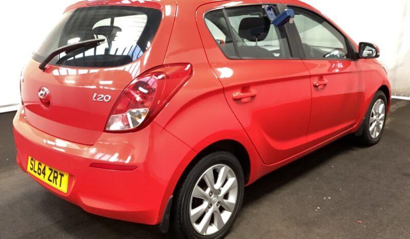 HYUNDAI I20 1.2 ACTIVE Hatchback full