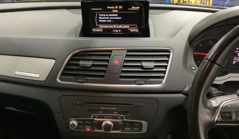 AUDI Q3 2.0 TDI 177 QUATTRO SE S-T StationWagon full