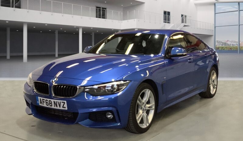BMW 420D GRAN COUPE 2.0 190 M SPORT STEP Coupe full