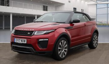 LAND ROVER R/R EVOQUE 2.0 TD4 180 HSE DYNAMIC 4WD Convertible full