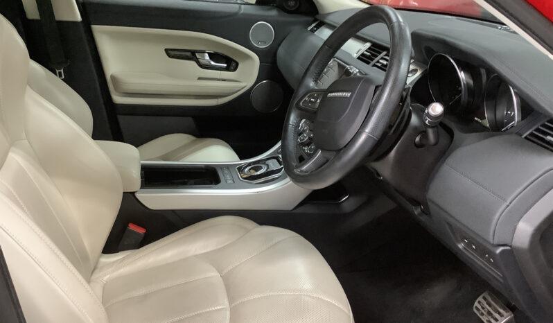 LAND ROVER R/R EVOQUE 2.0 TD4 180 HSE DYNAMIC LUX 4WD Hatchback full