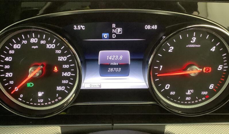 SM17 AYY  Track  Notes   MERCEDES-BENZ E350 D 3.0 SE 9G Saloon full