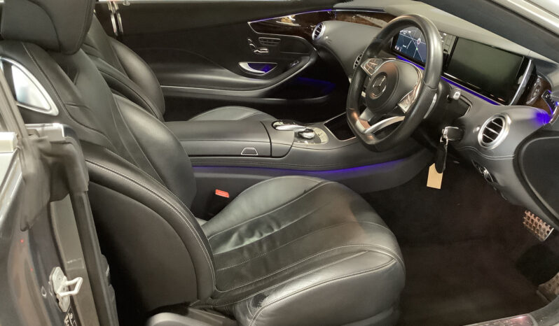 MERCEDES-BENZ S500 4.7 AMG LINE Coupe full