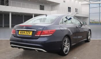 MERCEDES-BENZ E220 2.1 CDI AMG SPORT TIP Coupe full