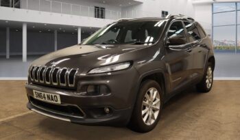 JEEP CHEROKEE 2.0 CRD 140 4WD LIMITED StationWagon full