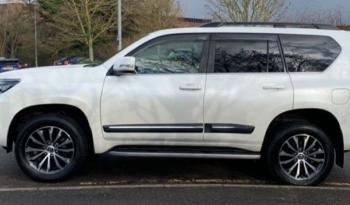 Toyota Land Cruiser 2018 (68 reg) full