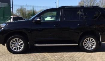 Toyota Land Cruiser 2018 (67 reg) full